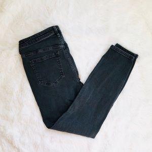 Free People | Button Fly Skinny Jean | W29